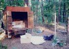 Харьковские пограничники задержали два грузовика с контрабандой на границе с РФ