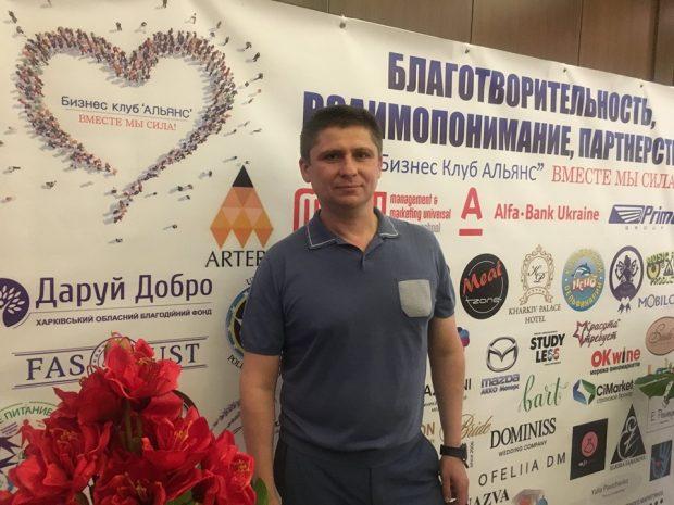 Кандидат Анатолий Русецкий