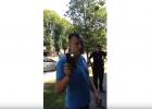 В Харькове сотрудник военкомата разбил мужчине телефон - соцсети