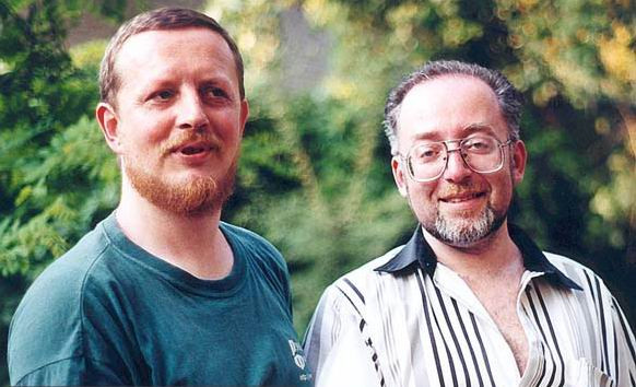 Дмитрий Громов и Олег Ладыженский