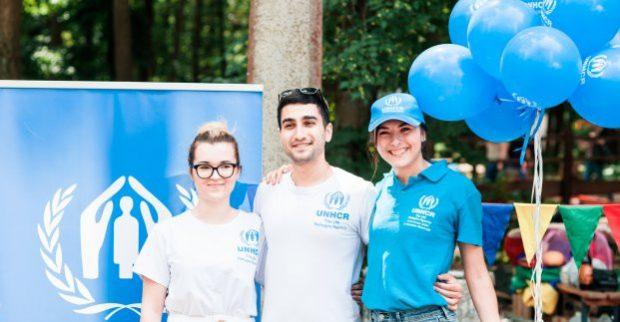 Харьковчан приглашают к участию в марафоне, посвященному Дню беженцев