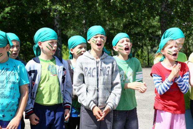 На Харьковщине начали работу 720 учреждений оздоровления и отдыха