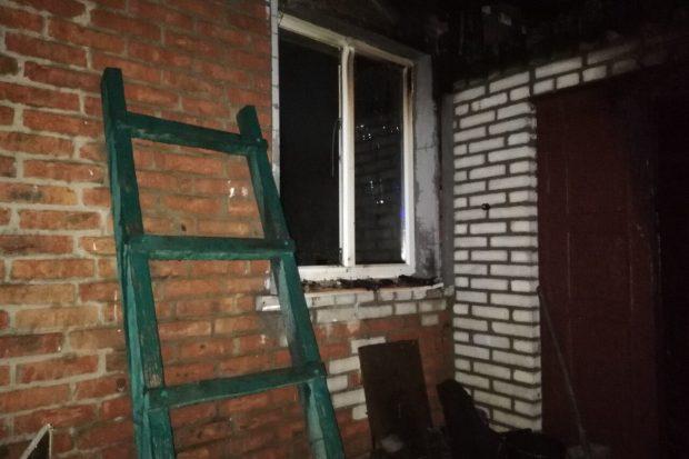 Под Харьковом неосторожность при курении стоила мужчине жизни