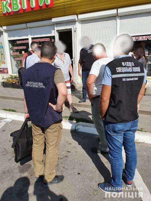 Правоохранители разоблачили работника одного из харьковских предприятий во взяточничестве
