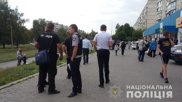 По факту нападения на Святаша полиция открыла уголовное производство