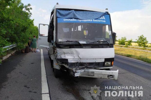 На Харьковщине в результате аварии погибли два человека