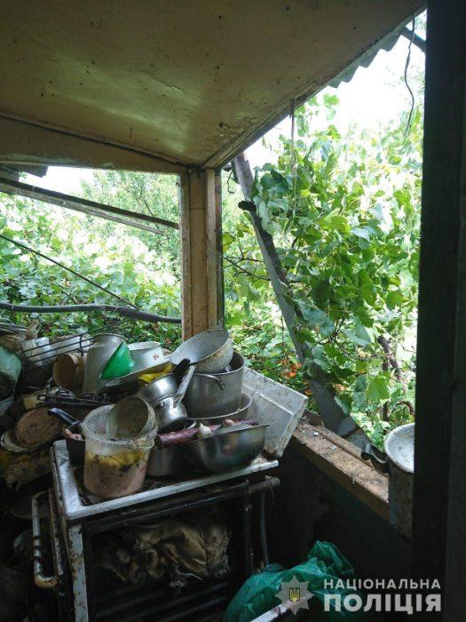 В частном доме на Харьковщине произошел взрыв бытового газа