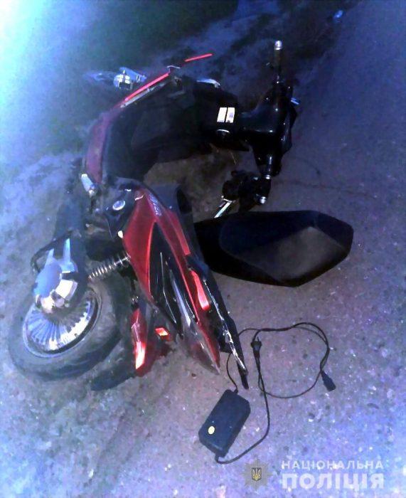 Под Харьковом в результате ДТП пострадали два малолетние парня