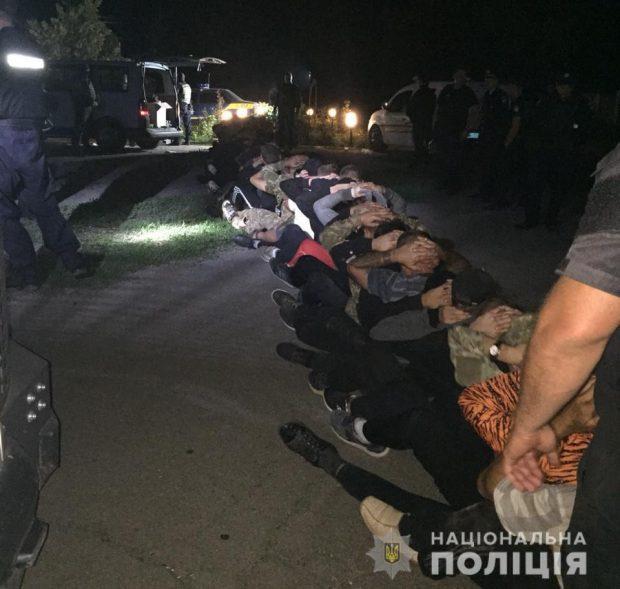 Следователи Харьковщины квалифицировали действия участников рейдерского захвата по трем статьям