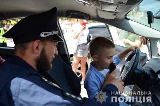 В Харькове отпраздновали четвертую годовщину создания Нацполиции Украины