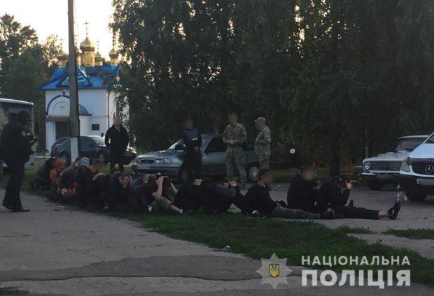 В Харьковской области жители оккупированных территорий и россияне пытались захватить сельхозпредприятие