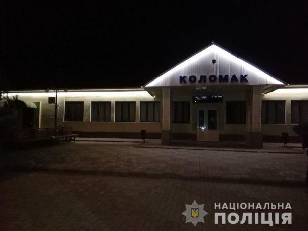 На Харьковщине поезд насмерть сбил мужчину