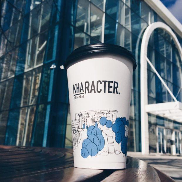 Kharacter coffee