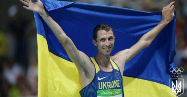 Харьковчанин признан лучшим легкоатлетом Украины