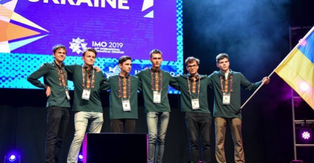 Харьковский школьник завоевал «серебро» на Международной математической олимпиаде