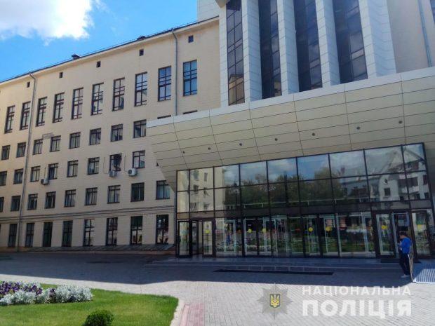 Информация о заминировании трех харьковских ВУЗов не подтвердилась