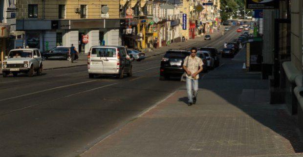 Начало Московского проспекта открыли для транспорта и пешеходов
