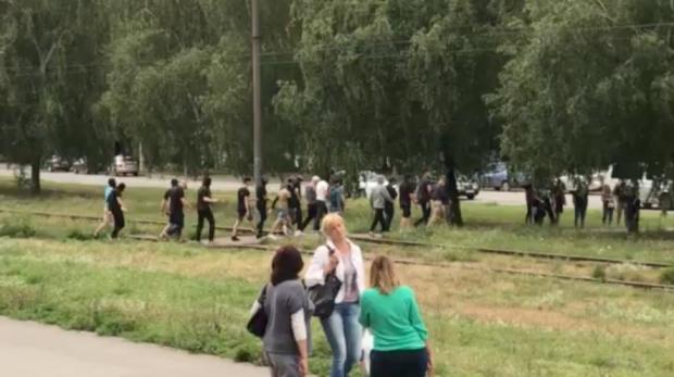 В Харькове напали на кандидата на нардепы Святаша
