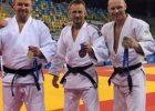 Харьковские дзюдоисты одержали победу на чемпионате Европы среди ветеранов
