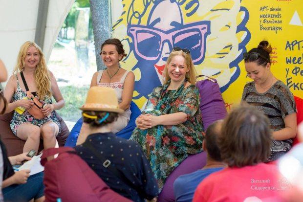 Украинские телезвезды поддержали реформу образования и крупнейший образовательный форум EdCamp Ukraine
