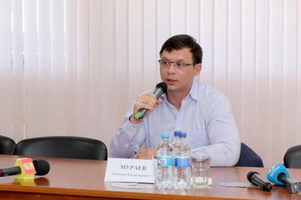 Кандидата в нардепы Мураева подозревают в государственной измене