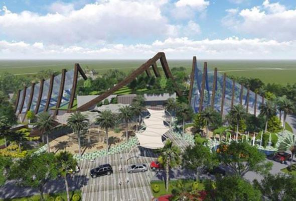 Зоопарк в Дубаи