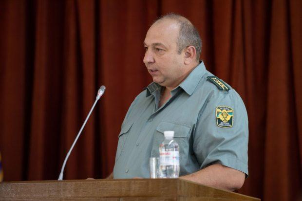 К директору Октябрьского лесхоза, который докладывал о вырубке Зеленскому, направили проверку