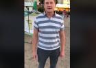 """В Харькове неизвестные напали на палатку кандидата от """"Слуги народа"""" (видео)"""