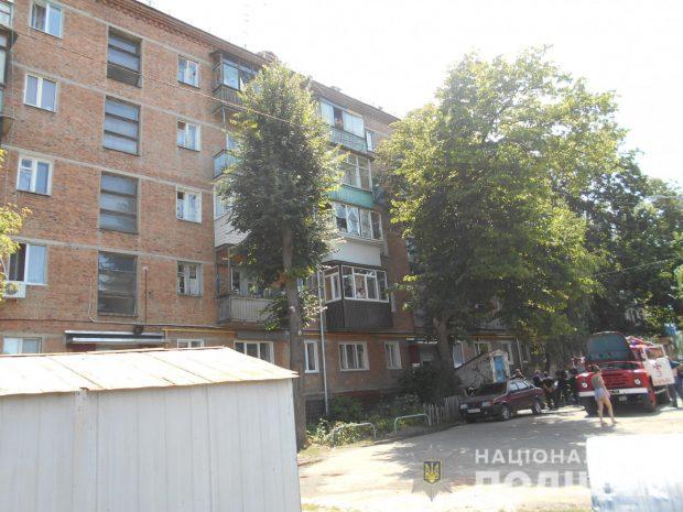 Полицейские установили личность, причастную к смерти мужчины в Харькове