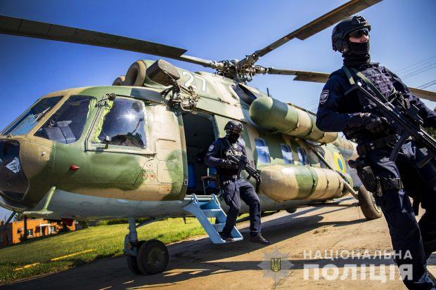 Спецназовцы обеспечат сопровождение бюллетеней с ОИК в ЦИК