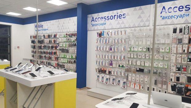 Магазин MOYO в Харькове