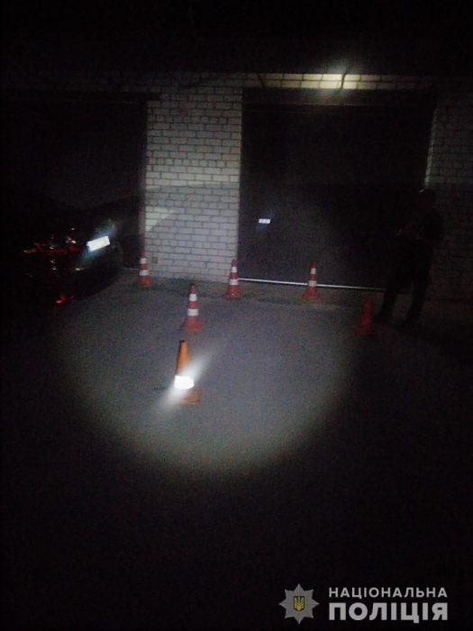Ночью в Харькове застрелили мужчину
