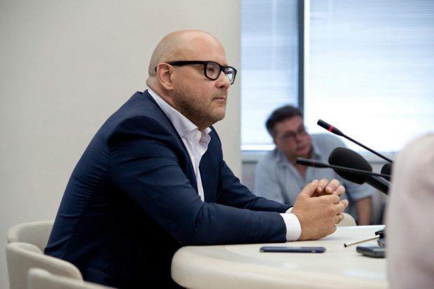 Дмитрий Святаш призвал остальных кандидатов войти в его команду