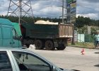 В Харьковской области КАМАЗ задавил мужчину