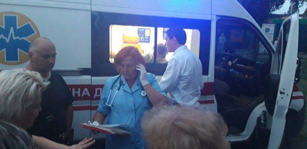 Одарченко не подтвердил связь аварии на Салтовке со вчерашними нападениями на его волонтеров