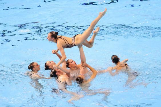 Харьковские синхронистки завоевали четвертую «бронзу» чемпионата мира