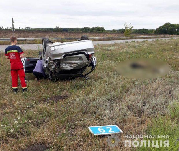 На Харьковщине в результате ДТП погибла 14-летняя девочка
