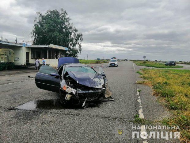 Под Харьковом в результате ДТП погиб житель Сумской области
