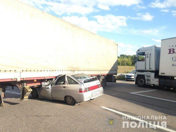 Виновнику автокатастрофы под Харьковом грозит до десяти лет тюрьмы