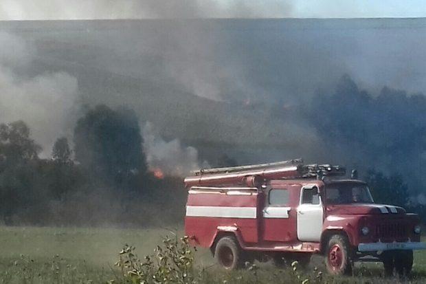 Под Харьковом тракторист отравился угарным газом на поле