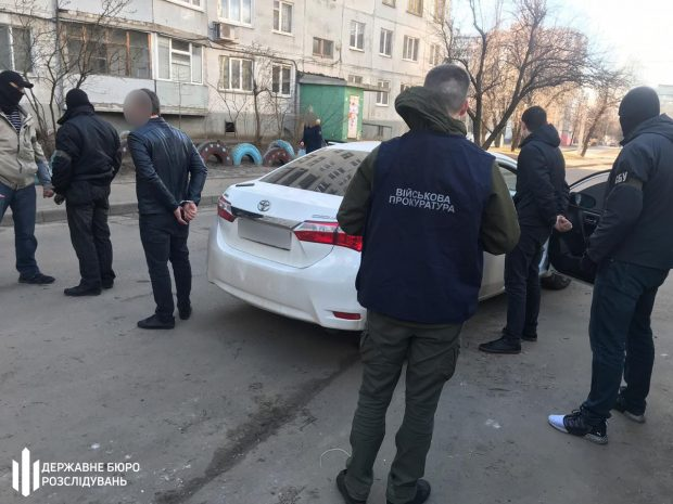 Следователи ГБР передали в суд дело харьковских полицейских