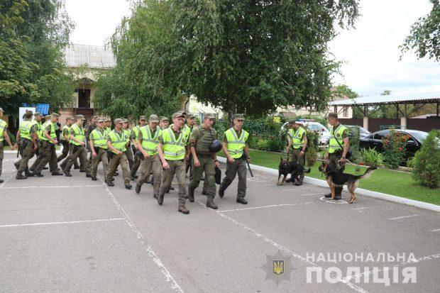 Улицы Харькова и области будут патрулировать нацгвардейцы