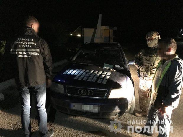 Правоохранители Харьковщины перекрыли канал нелегальной миграции в соседнее государство