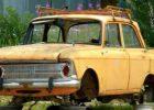 В Харькове с территории дворов и улиц будут убирать брошенные машины