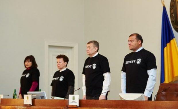 Сергей Чернов не жалеет, что надевал футболку «Беркут» в 2014 году