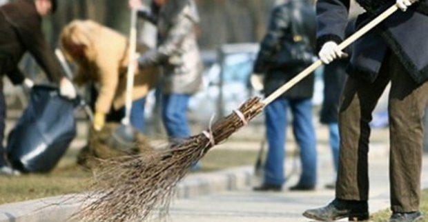 Более двух тысяч харьковских безработных приняли участие в общественных работах