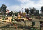 В городе устанавливают игровые комплексы на детских площадках