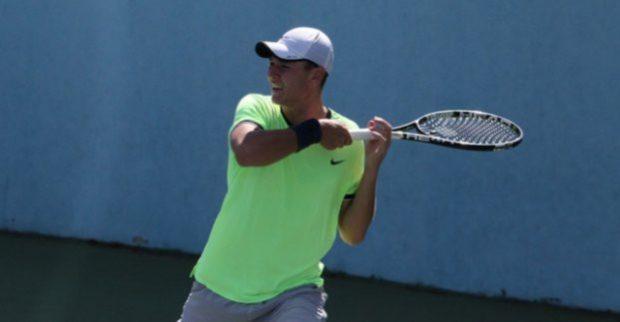 Харьковский теннисист выиграл парный титул в Румынии