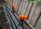 В Харькове переложат 17 километров теплосетей