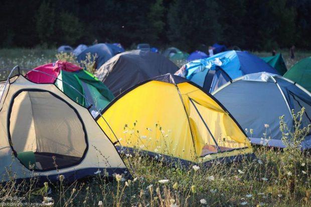 В Гомольшанских лесах состоится крупнейший туристический фестиваль Украины